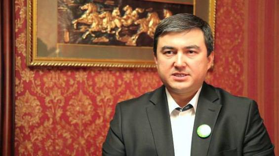 تصویر بازداشت نماینده سابق پارلمان قرقیزستان به جرم حمایت از داعش