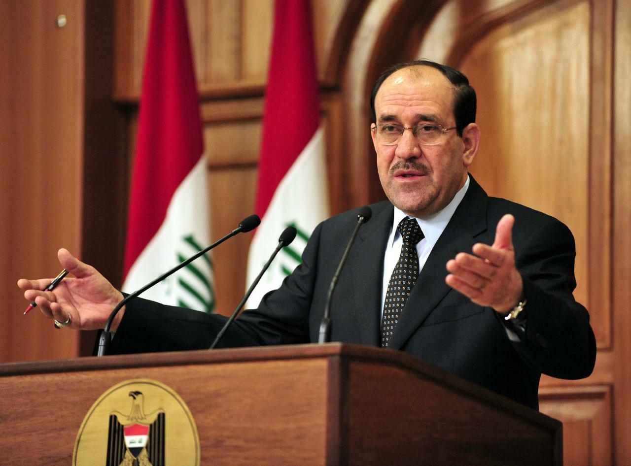 تصویر معاون رئيس جمهور عراق خواهان قرار گرفتن عربستان تحت قيموميت بين المللى شد