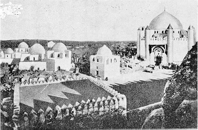تصویر سالگرد تخریب قبور قبرستان بقیع، به دست وهابیون