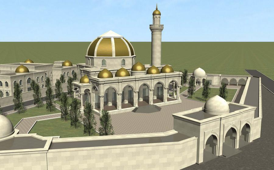 تصویر درخواست ساخت مسجد شیعیان در باکو