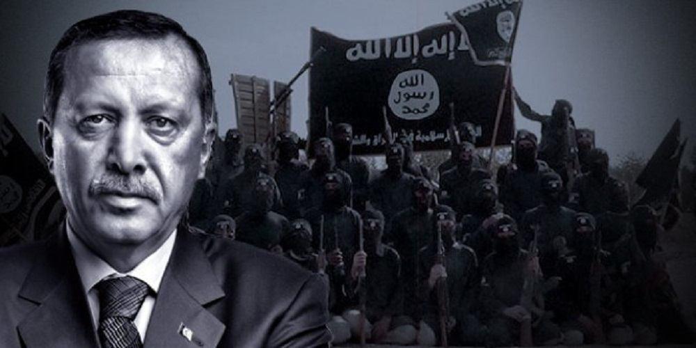 تصویر روزنامه «گاردین» از ارتباط داعش با دولت ترکیه پرده برداشت