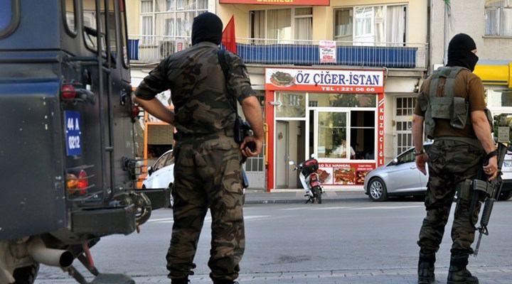 تصویر دستگیری بیش از هزار معترض در تظاهرات ضد تروریسم ترکیه