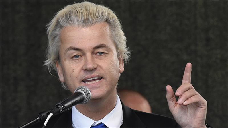 تصویر اتریش اسلام ستیز هلندی را تحت پیگرد قانونی قرار میدهد