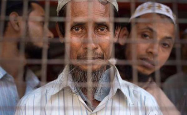 تصویر اعتراض سازمان ملل به کارشکنی میانمار برای دیدار با مسلمانان روهینجا