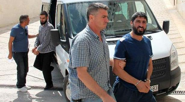 تصویر ترکیه 13تروریست داعشی را آزاد کرد