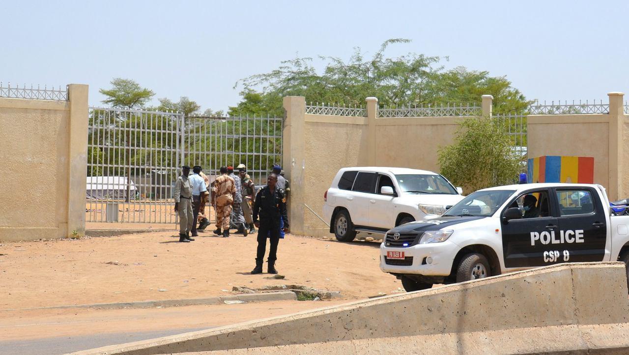 تصویر محاکمه مظنونان بوکوحرام در چاد