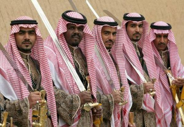 تصویر بالاگرفتن اختلافات بين حاكمان سعودى