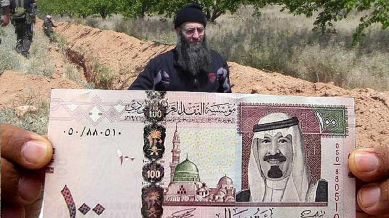 تصویر اعترافات جديد الاسیر ؛ قطر و عربستان بزرگترین حامیان مالی من بودند
