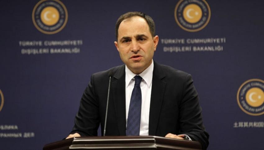 تصویر ترکیه سفیر عراق در آنکارا را احضار کرد