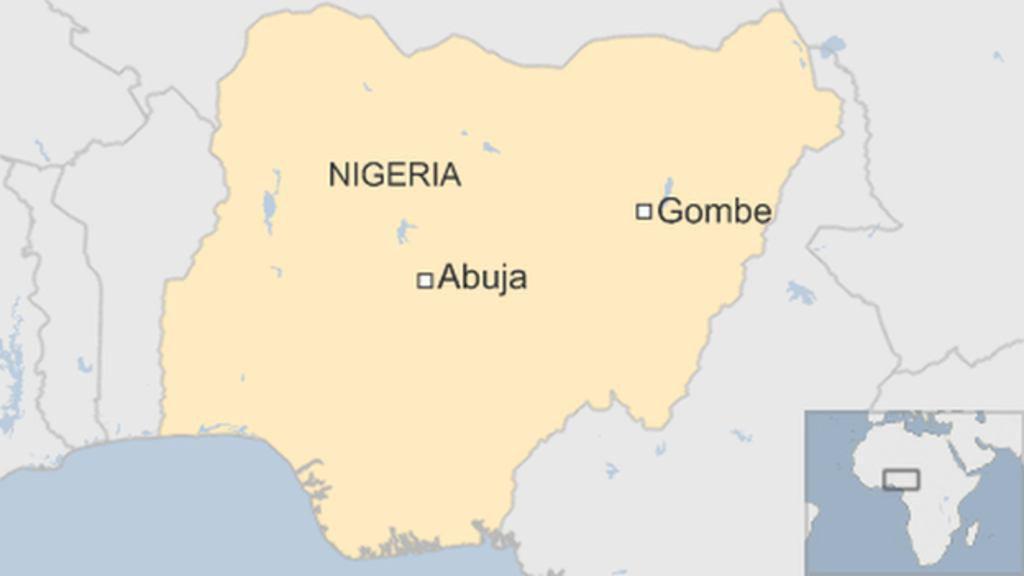 تصویر انفجار در «نیجریه» ۳۵ کشته و مجروح بر جا گذاشت