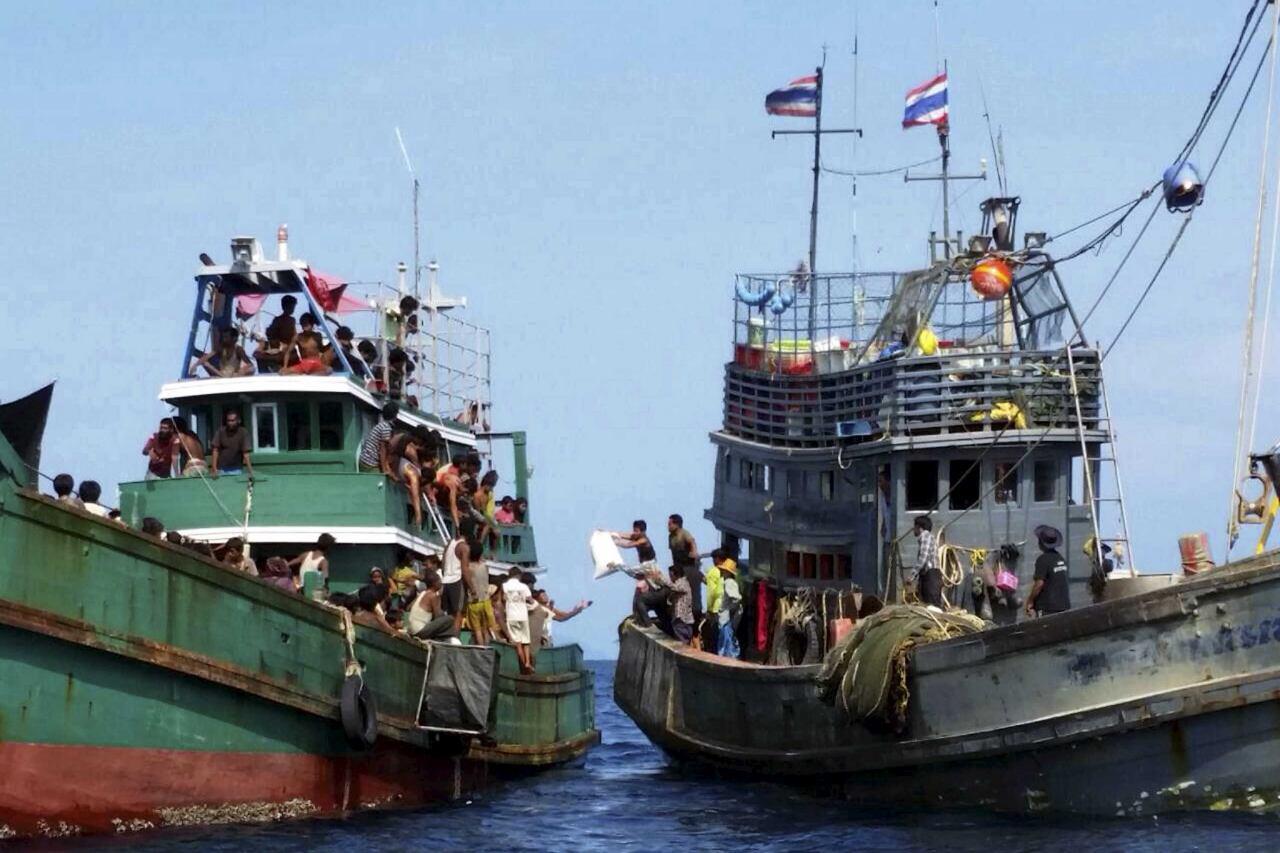 تصویر احتمال تکرار فاجعه انسانی برای مسلمانان میانمار