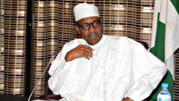 تصویر تاکید رییس جمهوری نیجریه بر لزوم ریشه کنی بوکوحرام