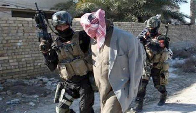 تصویر کشته شدن تروریست های چچنی و ناکام ماندن حمله به سامرا