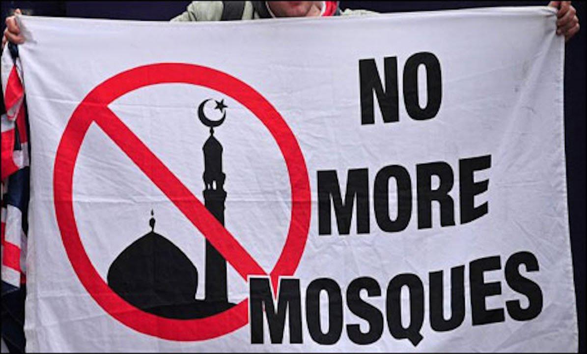 تصویر افزایش چشمگیر جرایم ناشی از نفرت علیه مسلمانان در لندن