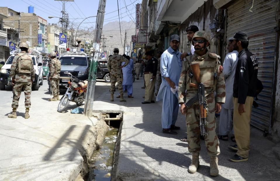 تصویر دستگيري عضو فعال گروهك تروريستى جهنگوی، در پاکستان