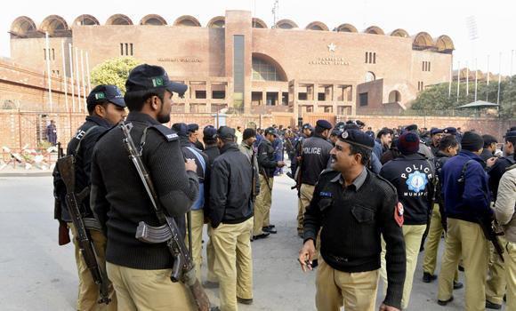 تصویر ناکام ماندن عملیات تروریستی در لاهور پاکستان