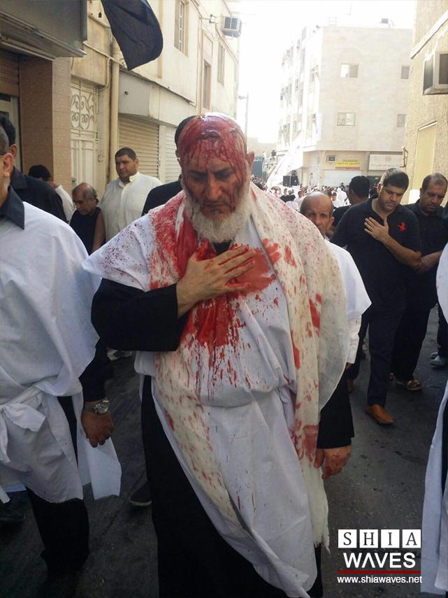 تصویر گزارش تصویری ـ جهان در عزای سید و سالار شهیدان بحرین