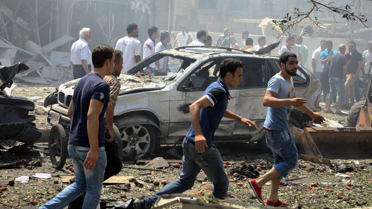 تصویر درگیری های خونین ماه سپتامبر در عراق