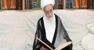 تصویر نامه یک معلّم و پاسخ آیت الله العظمی صافی گلپایگانی مدظله العالی