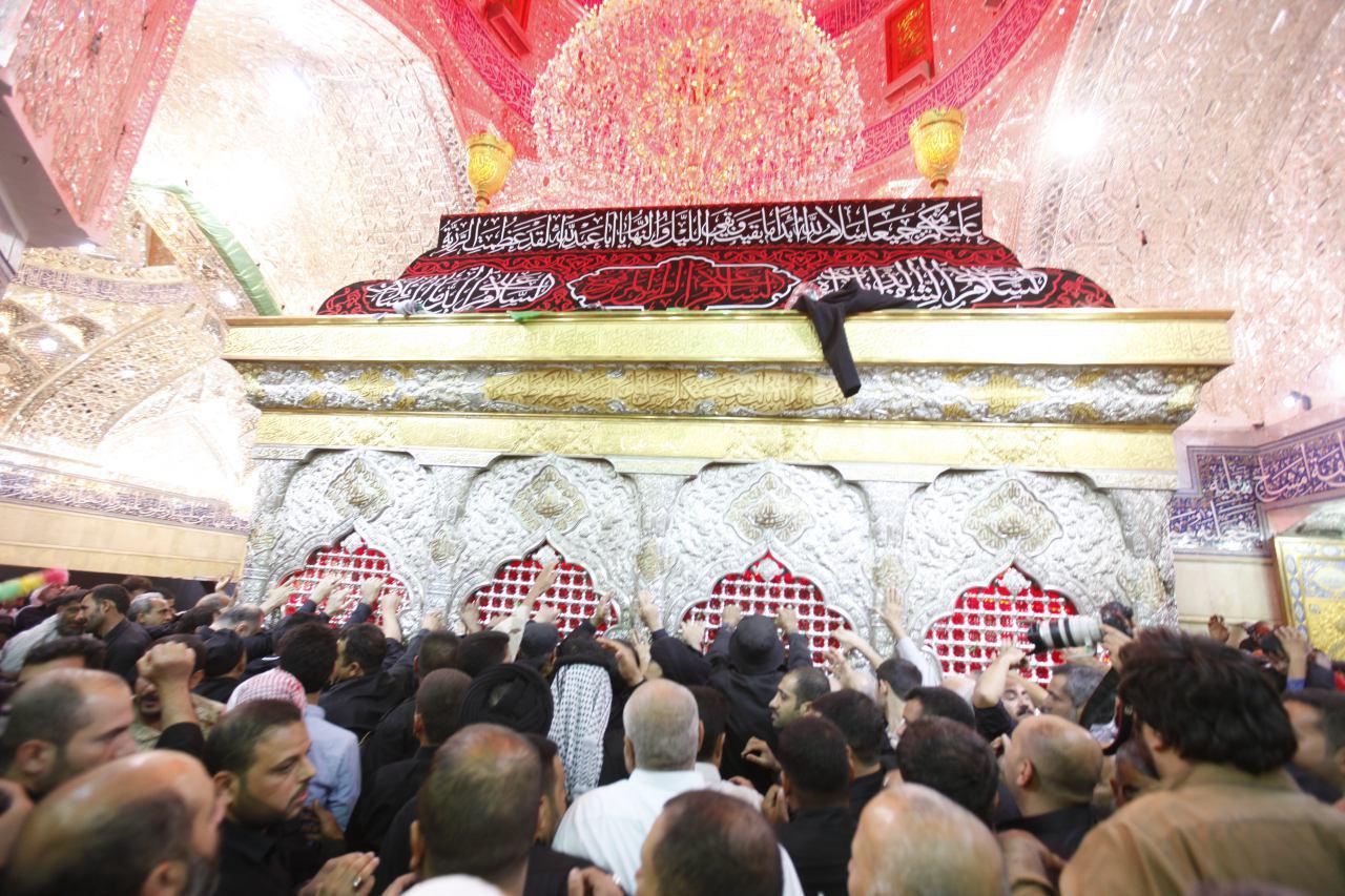 تصویر استقبال از ماه محرم الحرام ؛ معاون اول استاندار کربلای مقدس : پیش بینی میشود زائران کشور های خارجی امسال به مراتب بیشتر باشد