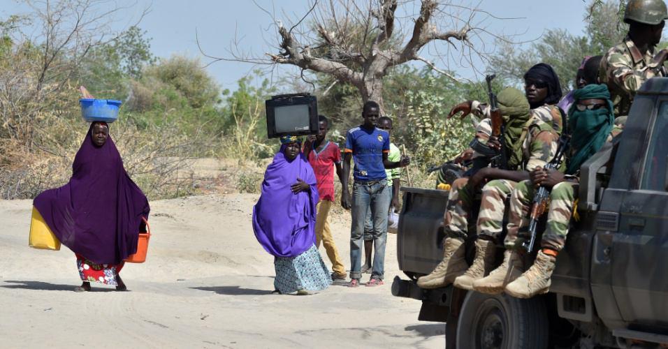 Photo of عملیات تروریستی بوکوحرام، در روستایی در نیجریه