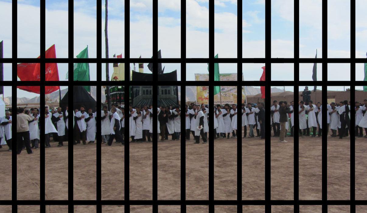 تصویر حبس ، تبعید و شلاق، جزای قمه زنی، در ایران