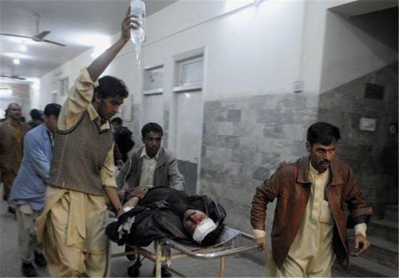 تصویر عملیات تروریستی و کشتار عزاداران حسینی، در پاکستان
