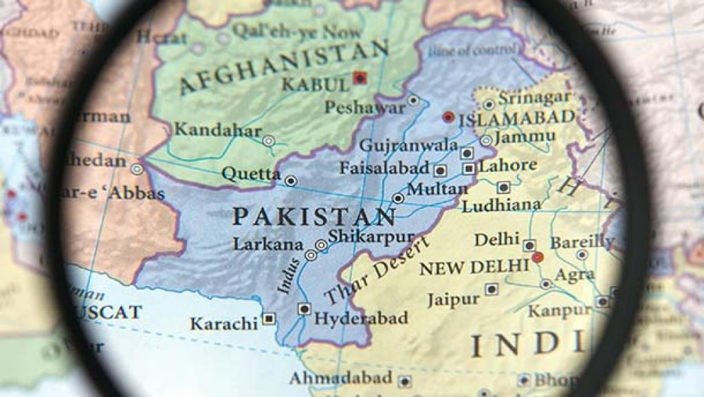 تصویر زلزله ٧.٧ دهم ريشترى در افغانستان ، پاكستان و هند
