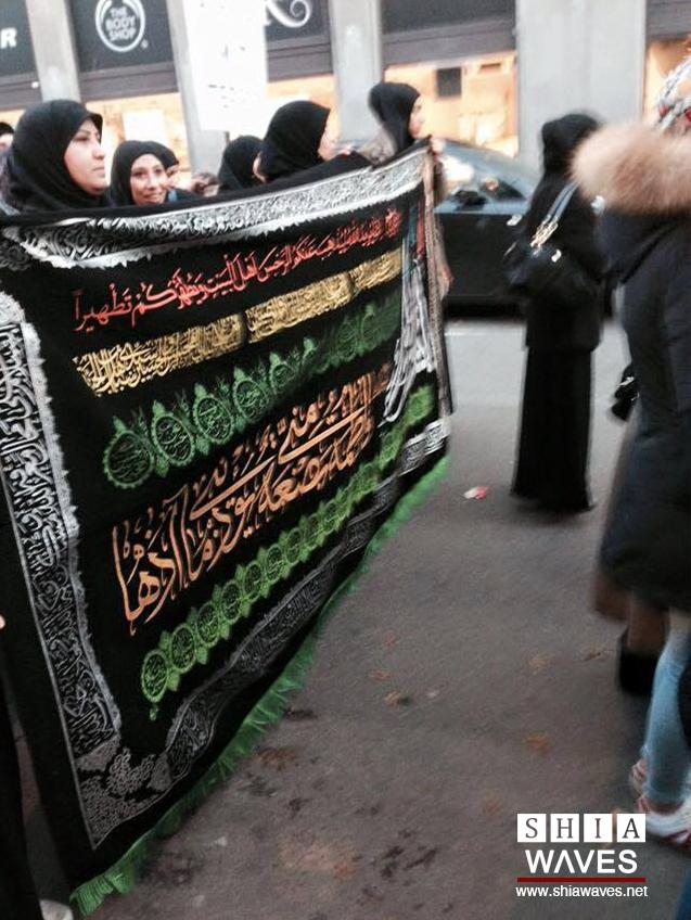تصویر گزارش تصویری ـ جهان در عزای سید و سالار شهیدان نروژ