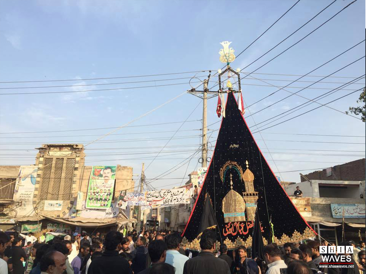 تصویر گزارش تصویری ـ جهان در عزای سید و سالار شهیدان پاکستان