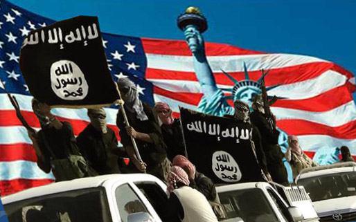 تصویر ۸۱ درصد مظنونین به ارتباط با داعش در آمریکا تبعه این کشورند