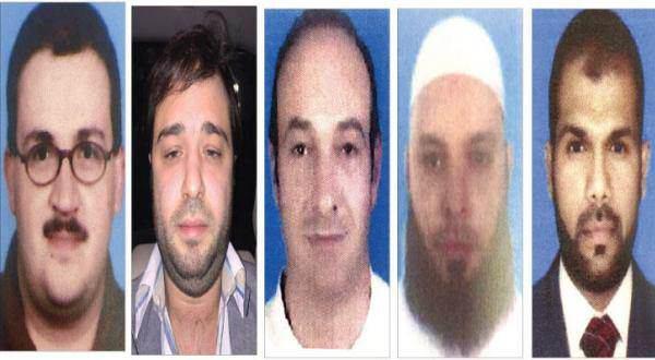 تصویر اعترافات تکان دهنده یک باند داعشی