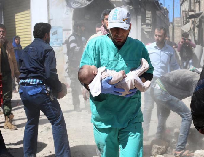 Photo of سازمان حقوق بشر: از سال ۲۰۱۱ تا کنون ۱۹ هزار کودک در سوریه کشته شده اند