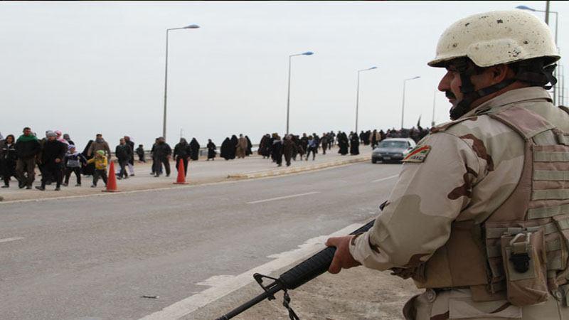 تصویر تاکيد نخست وزير عراق بر تامين امنيت برگزاري بزرگ ترين آيين ديني شيعه