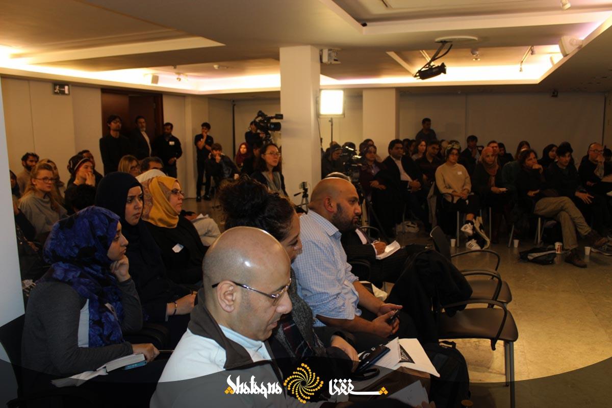 """تصویر برگزاری کنفرانس سالانه """"بررسی اسلام هراسی در غرب"""" ، با حضور کارشناسان و اساتید دانشگاهی، در لندن و چندین شهر دیگر"""