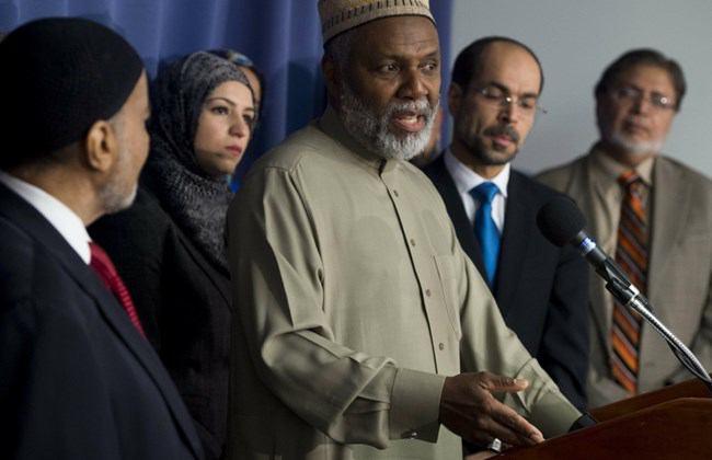 تصویر برنامه های رهبران مسلمانان آمریکا برای مقابله با اسلامهراسی