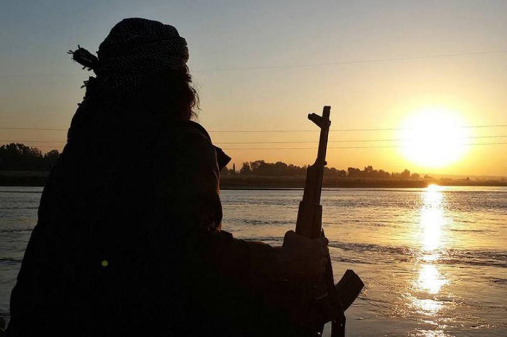 تصویر دو پاکستانی وابسته به داعش در ترکیه دستگیر شدند