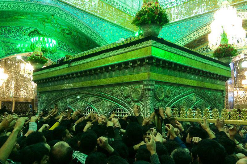 تصویر گزارش تصویری ـ مراسم عزاداری شهادت امام رضا علیه السلام در شهر مقدس مشهد