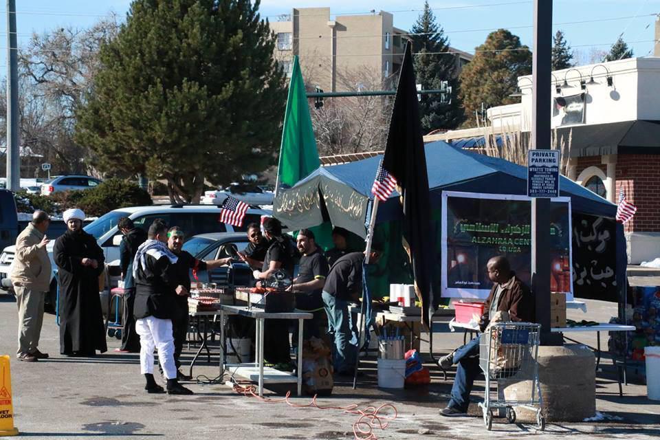 تصویر گزارش تصویری ـ مراسم عزاداری اربعین حسینی در کلورادو آمریکا