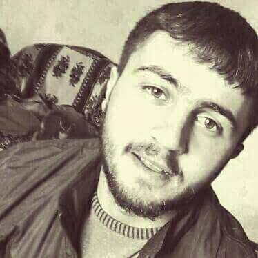 تصویر شهادت جوان شيعه،  به دست سنى هاى تندرو،  در گرجستان