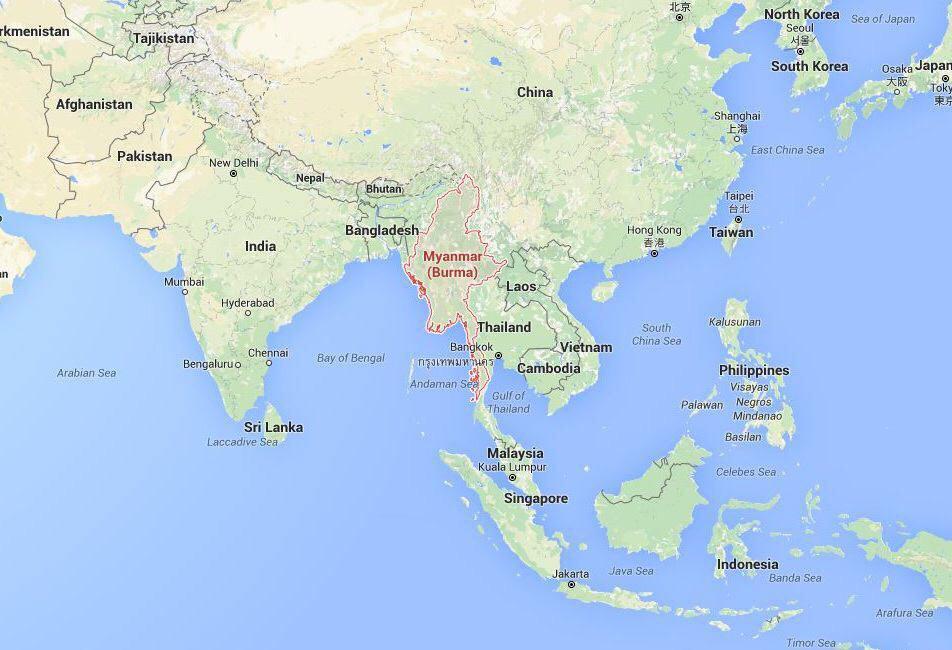 تصویر برنامه دولت جدید میانمار برای صلح با اقلیت های قومی