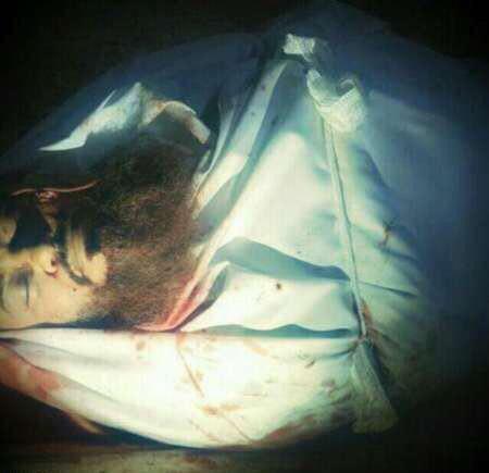تصویر کشته شدن سرکرده گروهک تروریستی احرار الشام در سوریه