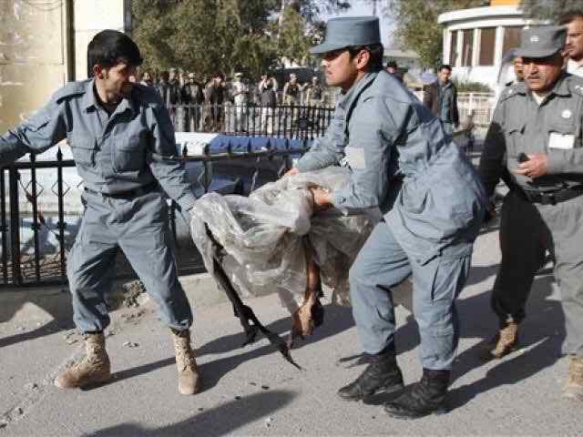تصویر هلاکت  ۱۹  تن از اعضای طالبان، در عملیات نیروهای امنیتی افغانستان