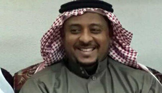 تصویر شهیدی که با دست خالی از نمازگزاران در الاحساء دفاع کرد