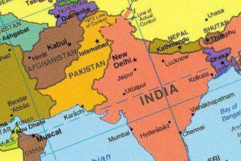 تصویر اعلام حمايت هند از پاكستان در اقدام عليه تروريسم