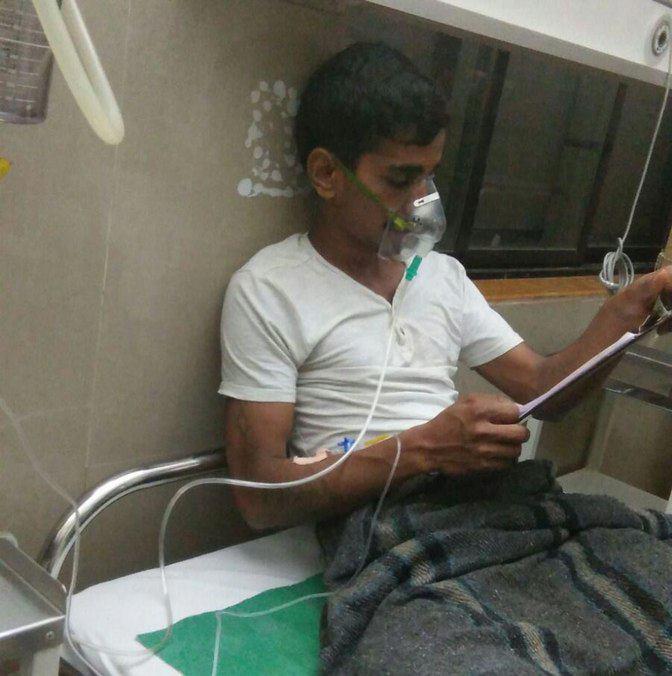 تصویر شکنجه به جرم گرویدن به دین اسلام در هند