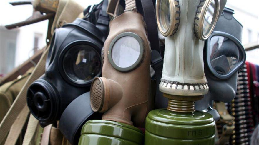 Photo of ۱۶۱ مورد استفاده از سلاح شیمیایی در سوریه