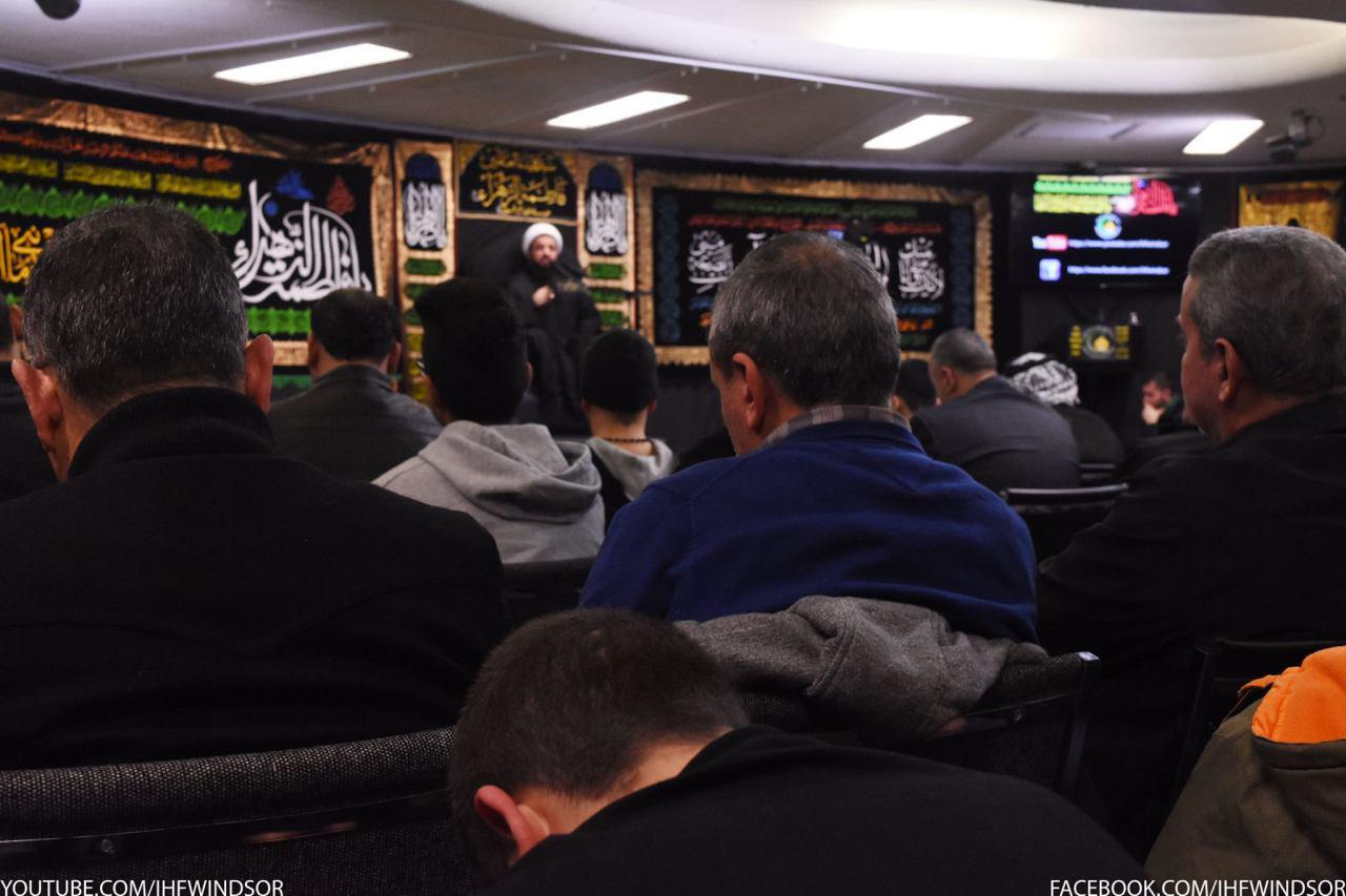تصویر گزارش تصویری ـ عزاداری شیعیان در شهر وینزِرِ کانادا به مناسبت شهادت صدیقه کبری فاطمه زهرا سلام الله علیها