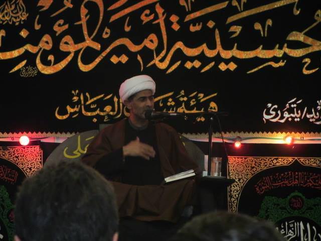 تصویر گزارش تصویری ـ عزاداری شیعیان در شهر گوتنبرگِ سوئد به مناسبت شهادت صدیقه کبری فاطمه زهرا سلام الله علیها