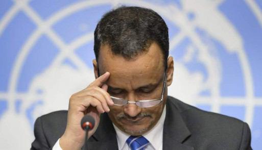 تصویر فرستاده ویژه سازمان ملل در امور یمن : توافق طرفهای درگیر در یمن بر سر تشکیل دولت وحدت ملی